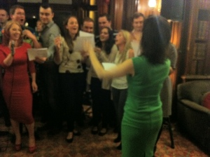 Price Waterhouse Coopers Choir