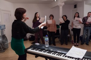 London Group Singing Class