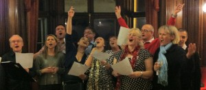 Corporate Vocal Coaching