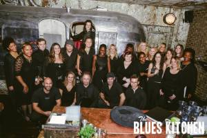 Blues Kitchen Airstream